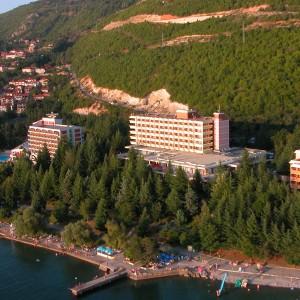 hotel metropol ohrid